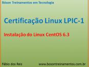 Instalar Linux CentOS - Certificação LPI 1