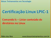 Linux LPI 1 - comando ls