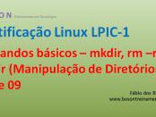 Linux LPI - mkdir e rmdir