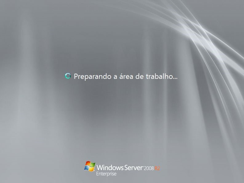 Preparando a área de trabalho do administrador no Windows Server 2008 R2
