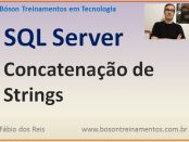 Concatenando Strings no Microsoft SQL Server