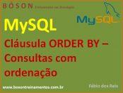 Ordenar resultados de consultas com ORDER BY no MySQL