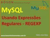 Expressões regulares em mysql com REGEXP