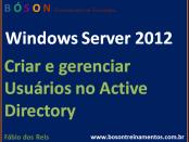 Criar e gerenciar usuários no Active Directory