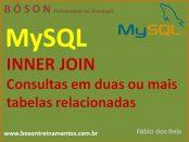 INNER JOIN em MySQL