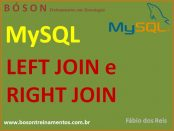 Left Join e Right Join em MySQL