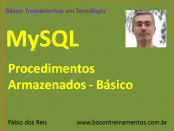 MySQL - Procedimentos Armazenados - Básico