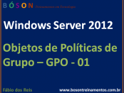objetos de políticas de grupo - windows server 2012