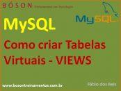 Como criar uma View em MySQL