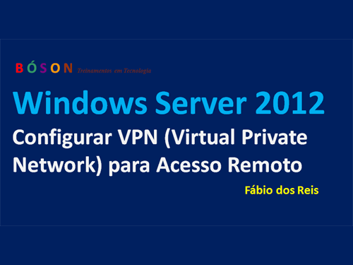 configurando vpn windows server 2012 r2