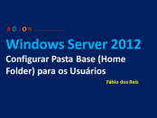 Pasta Base no Windows Server 2012