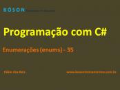 Programação em C# - Enumerações - enums