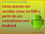 Acessar servidor Linux via SSH a partir do Android