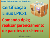 Gerenciamento de pacotes com dpkg no Linux Debian