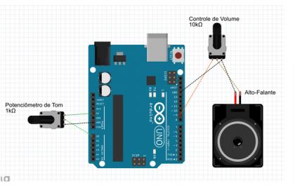 Reproduzindo sons com Arduino