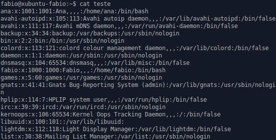 Ordenar arquivos no Linux com utilitário sort