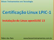 Instalação do Linux openSUSE - Curso de Linux