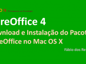 LibreOffice no Mac OS X