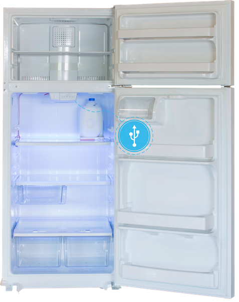 Refrigerador Chilihub