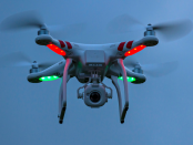 Drone de Segurança Secom Japão