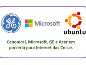 Canonical, Microsoft, GE, Acer em IoT