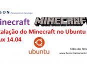 Jogo Minecraft - Instalação no Linux Ubuntu