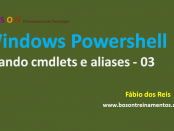 Windows Powershell cmdlets e aliases