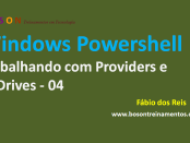 Windows PowerShell Providers