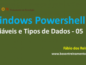 Windows PowerShell Variáveis