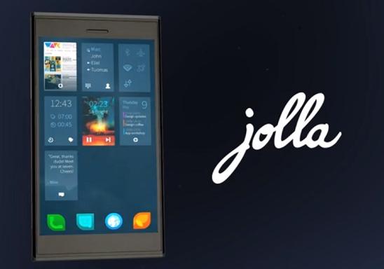 Sailfish OS - Jolla