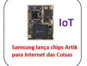 Samsung Artik IoT chip