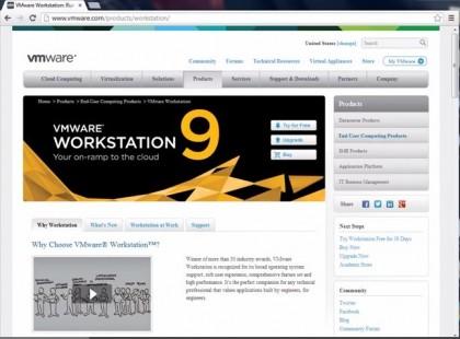VMware Workstation 9 - Instalação