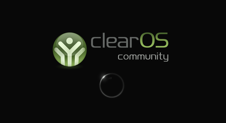 Instalando o ClearOS Community Edition