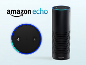 Amazon Echo - Alto-falante controlado pela voz