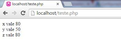 Atribuição de Variáveis por Referência no PHP