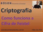 Criptografia - cifra de Feistel