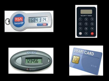 Criptografia - Tokens e Smart Cards