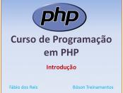 Curso de PHP com MySQL - Introdução