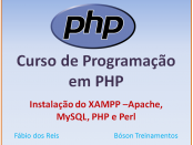 Curso de PHP e MySQL - XAMPP