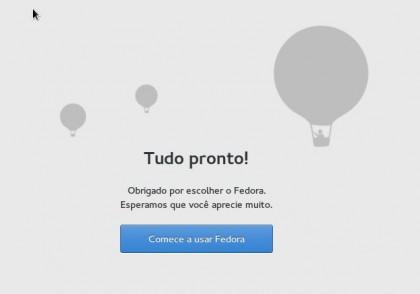 Fedora 22 - Instalar 23