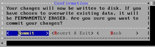 FreeBSD - Formatar e PArticionar HD