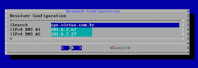 FreeBSD - Configurar Servidores DNS