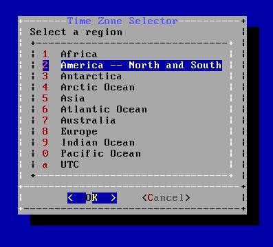 FreeBSD - Configura Fuso Horário (Timezone)