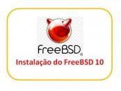 Instalar FreeBSD 10 - Unix BSD