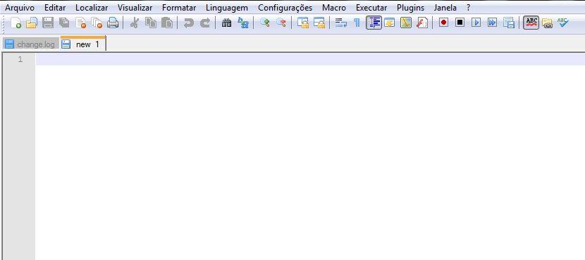 Instalação do editor de textos Notepad++ 11