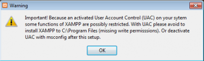Curso de PHP - instalação do XAMPP