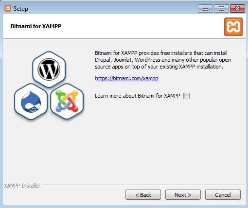 Curso de PHP - instalando o XAMPP