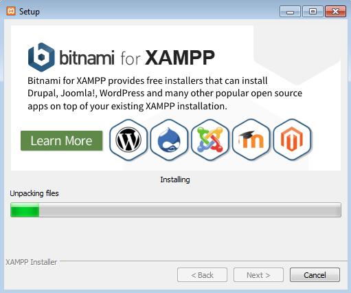 Curso de PHP - instalando o XAMPP Bitnami
