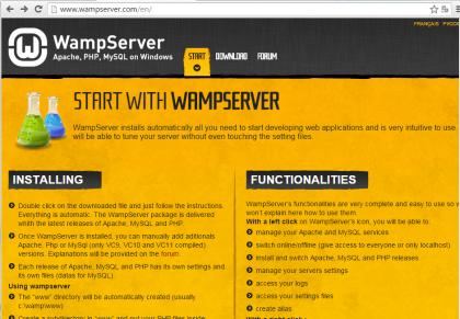 Curso de PHP - Instalar WAMP