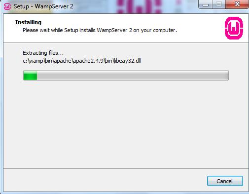 Curso de PHP - Instalando o WAMP Server no WIndows
